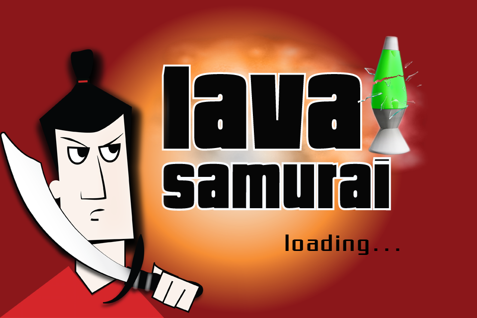 Screenshot Lava Samurai