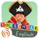 Capt'n Sharky: Erstes Englisch (Lernerfolg Vorschule)